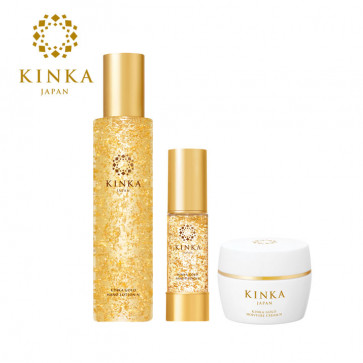 Kinka Gold Moisturizing set【Free Shipping】