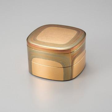 Kodaihaku Two-Layered Box From Japan