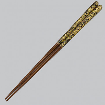 Chopsticks: Kinshi (Gold/Large)【Free Shipping】