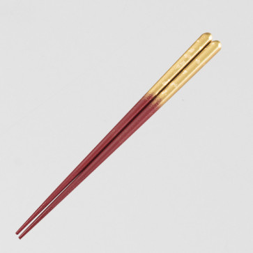 Chopsticks: Kasuminagashi [Gold/Medium]【Free Shipping】