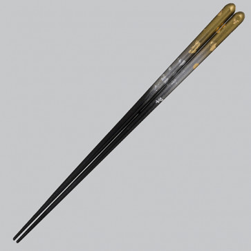 Chopsticks: Kasuminagashi [Gold x Silver/Large]【Free Shipping】