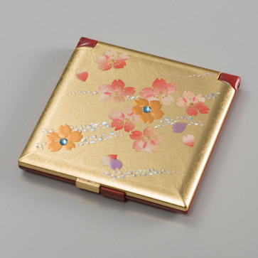KIRARI (Sparkle): Small Compact Mirror 【Free Shipping】
