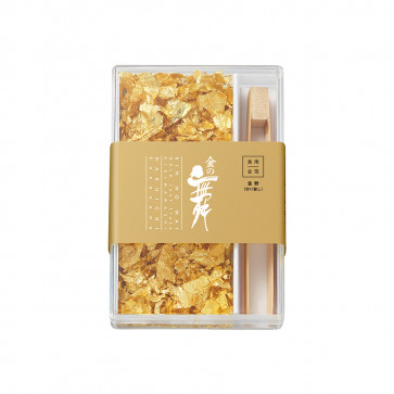 Gold Powder: Crushed Gold Leaves From Japan