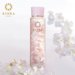 Kinka Gold Nano Lotion SAKURA From Japan.