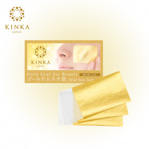 Kinka Gold Leaf For Beauty 24K - Trial Size 【Free Shipping】