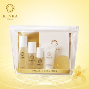 Kinka Gold Travel kit 【Free Shipping】