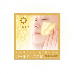 Kinka Gold  Gold Leaf For Beauty 24K From Japan.