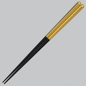 Chopsticks : Shizuku [Gold/Large]【Free Shipping】