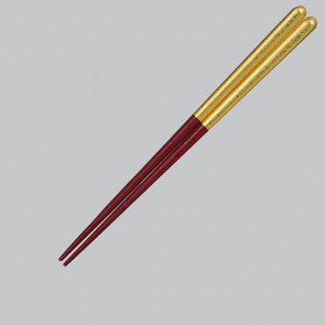Chopsticks : Shizuku [Gold/Medium]【Free Shipping】