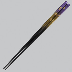 Chopsticks: Kasuminagashi [Purple/Large]【Free Shipping】