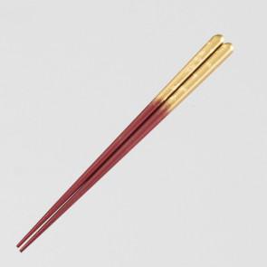 Chopsticks: Kasuminagashi [Gold/Medium]【Free Shipping】