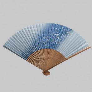 Kanazawa Gold Leaf Folding Fan: Amanogawa  【Free Shipping】